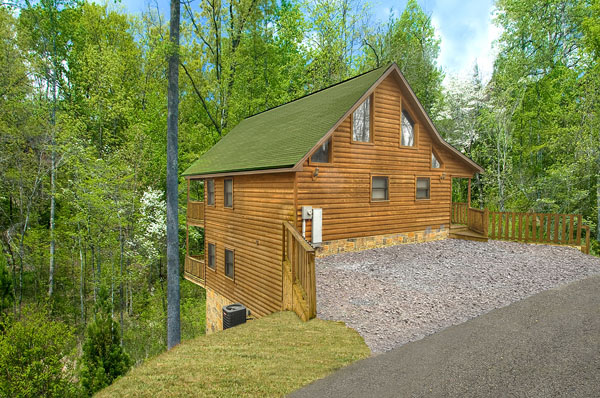 Sheer Elegance 2 Bedroom Luxury Cabin In Pigeon Forge With Movie Theater