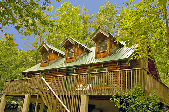 Pigeon forge cabins gatlinburg cabins for 2 bedroom cabins in pigeon forge tn